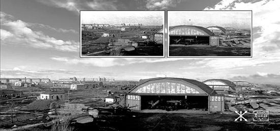 аэродром 1943